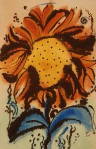 You are my sunshine: Sunflower series