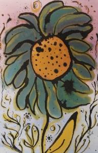 Flower child: Sunflower series
