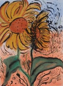 Sunflowers: Spring